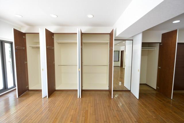 赤坂アーバンライフ103号室 収納