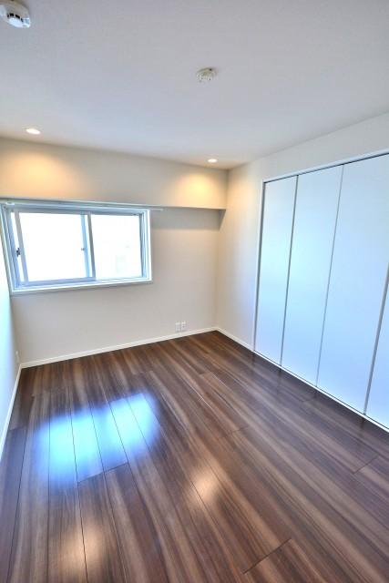 広尾マンション 洋室3