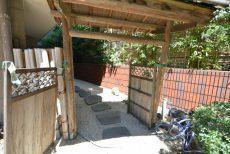 赤坂アーバンライフ103号室 庭