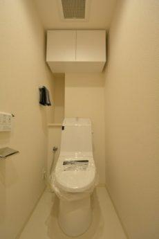 ラディエンス世田谷若林 604号室 トイレ