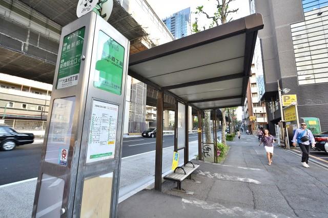パークサイド六本木 駅周辺