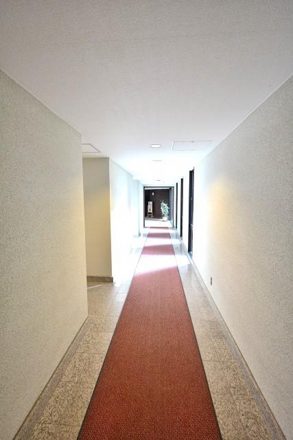 パークサイド六本木 廊下
