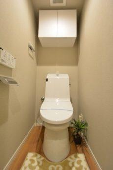 玉川コーポラス 207号室 トイレ