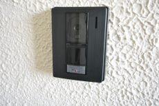 玉川コーポラス 708号室 カメラ付きインターフォン