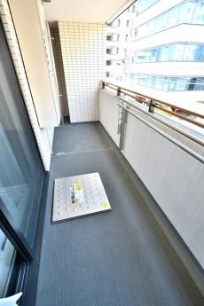 アスコットパーク東京八丁堀 バルコニー
