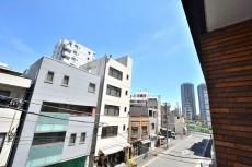 アスコットパーク東京八丁堀 眺望