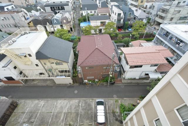 玉川コーポラス 708号室 眺望