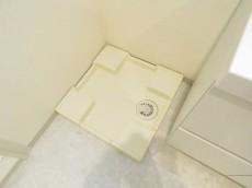キクエイパレス戸越 洗濯機置場