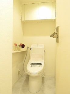 ハイネス代官山 トイレ