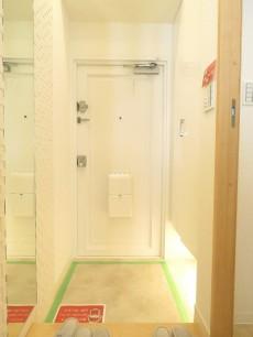 キクエイパレス戸越 玄関ホール