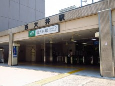 ルミネリックス中延 西大井駅