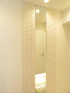 キクエイパレス戸越 鏡