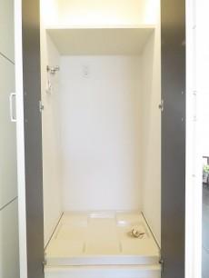 朝日シティパリオ高輪台A館 洗濯機置場