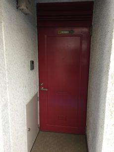 桜丘フラワーホーム 玄関ドア