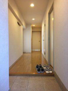 桜丘フラワーホーム 廊下