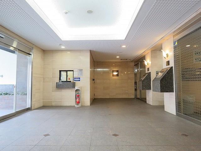 グランド・ガーラ用賀 エントランスホール