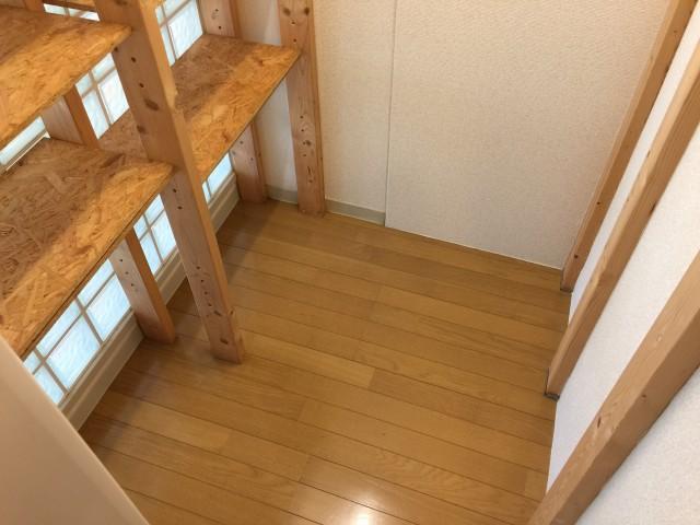 桜丘フラワーホーム 収納