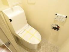 ディナ・スカーラ品川戸越 トイレ