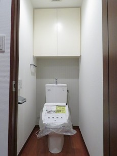 ジェイパーク上池台 トイレ