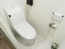 第三宮庭マンション トイレ