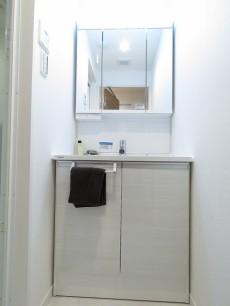 第三宮庭マンション 洗面化粧台