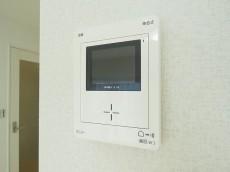 松濤マンション TVモニター付きインターホン