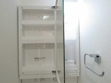 松濤マンション 洗面化粧台