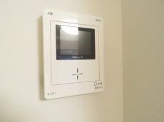 第三宮庭マンション TVモニター付きインターホン