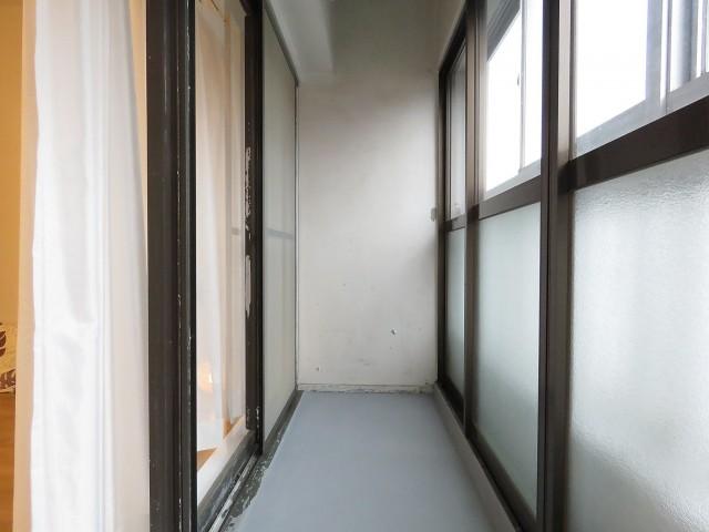 第三宮庭マンション バルコニー