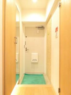 キャッスルマンション武蔵小山 玄関ホール