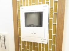 クレール御殿山 TVモニター付インターホン