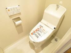 エタンセレ五反田 ウォシュレット付きトイレ