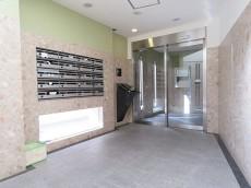 エタンセレ五反田 エントランスホール