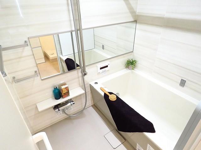 ニューお茶の水 バスルーム