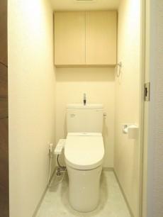 ワールドパレス大井仙台坂Ⅱ ウォシュレット付きトイレ