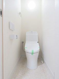 クレードル都立大 トイレ