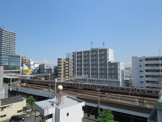 グリーンキャピタル第二笹塚 眺望