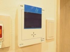 西五反田コープ TVモニター付きインターホン