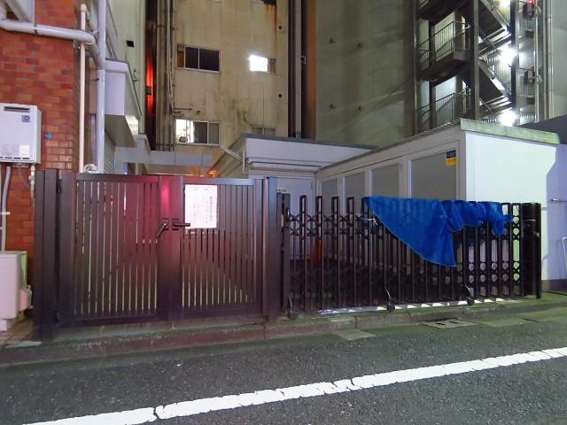 西五反田コープ エントランス