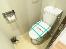 赤坂パレスマンション トイレ