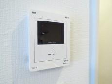 赤坂パレスマンション TVモニター付きインターホン