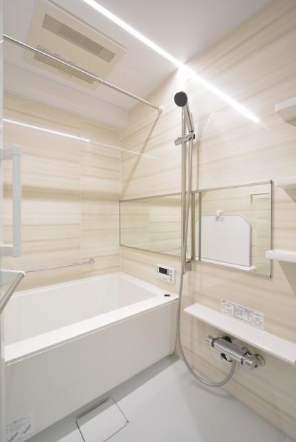 秀和第2高輪レジデンス 浴室