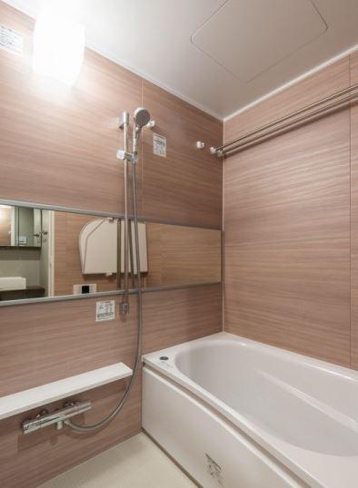 トダカ勝どきコーポ 浴室