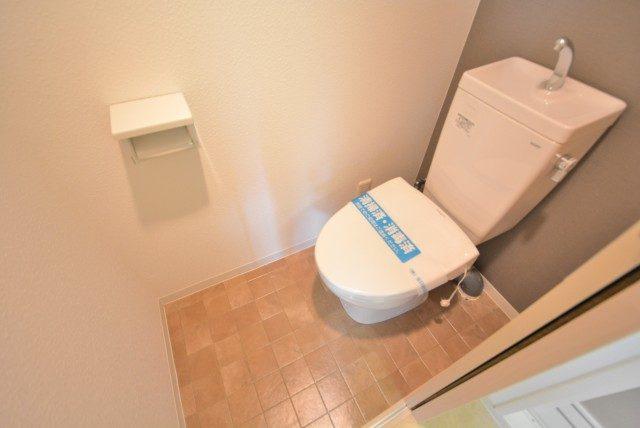 グリーンキャピタル第2笹塚 トイレ