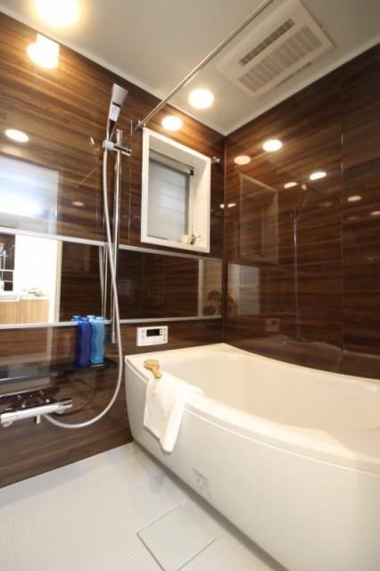 落合公園ハウス106 バスルーム