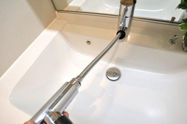 初台ハイホーム 洗面室