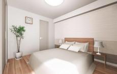 セブンスターマンション第2五反田 洋室完成イメージ
