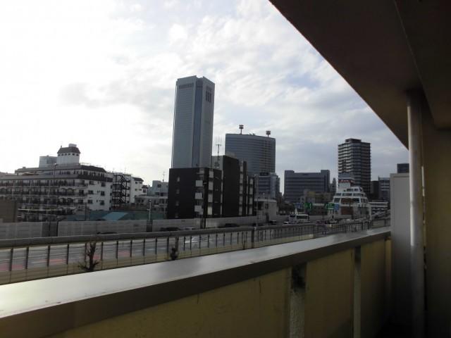西参道マンション503 バルコニー