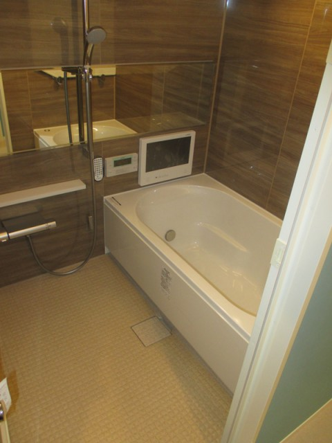 ノア渋谷パートⅡ バスルーム