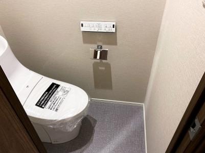 成城北フラッツ トイレ